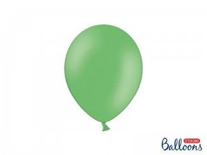 """Balony Strong 23cm, Pastel Green (1 op. / 100 szt.)"""