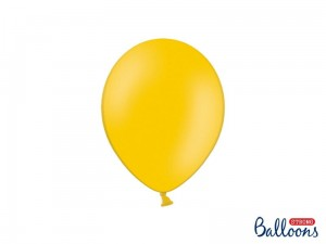 """Balony Strong 23cm, Pastel Brt. Orange (1 op. / 100 szt.)"""