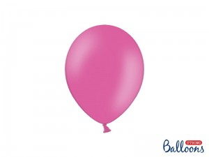 """Balony Strong 23cm, Pastel Hot Pink (1 op. / 100 szt.)"""
