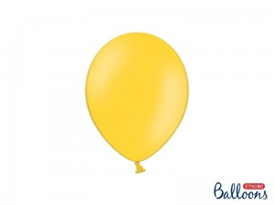 """Balony Strong 23cm, Pastel Honey Yellow (1 op. / 100 szt.)"""