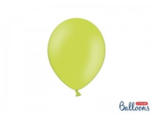 """Balony Strong 23cm, Pastel Lime Green (1 op. / 100 szt.)"""