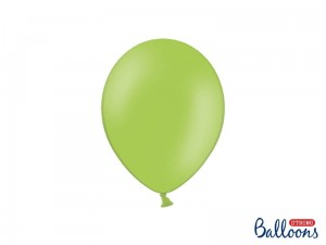 """Balony Strong 23cm, Pastel Bright Green (1 op. / 100 szt.)"""