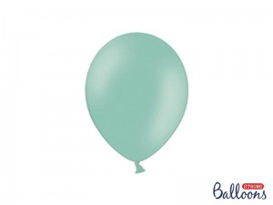 """Balony Strong 23cm, Pastel Mint Green (1 op. / 100 szt.)"""