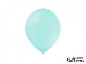 """Balony Strong 27cm, Pastel Light Mint (1 op. / 50 szt.)"""