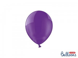 """Balony Strong 12cm, Crystal Violet (1 op. / 100 szt.)"""
