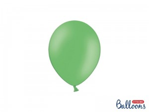 """Balony Strong 12cm, Pastel Green (1 op. / 100 szt.)"""