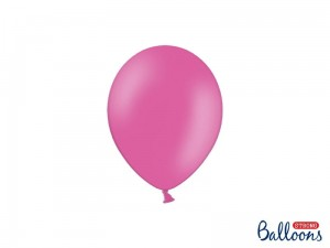"""Balony Strong 12cm, Pastel Hot Pink (1 op. / 100 szt.)"""